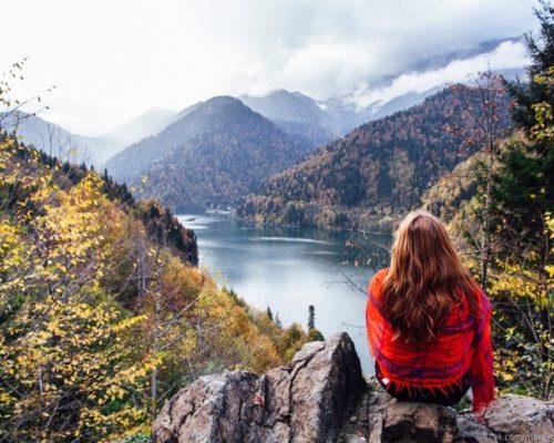 Рица. Абхазия